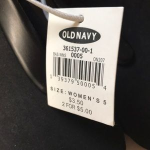 Old Navy Shoes - NWT Bundle of 6 Pairs of Old Navy Sandals